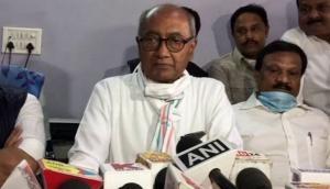 MP: Digvijaya Singh slams Shivraj govt over alleged gangrape in Sidhi