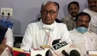 Digvijaya Singh slams MP govt, alleges misuse of law against Cong leaders