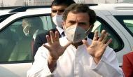 राहुल गांधी बोले- कृषि कानूनों को वापस लिए जाने तक कांग्रेस पीछे नहीं हटेगी