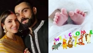 Virat Kohli's brother says this about the first pic of Virushka's baby girl