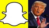 Snapchat permanently bans President Donald Trump