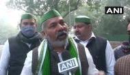 सुप्रीम कोर्ट ऑर्डर देता है तो किसान 26 जनवरी को ट्रैक्टर रैली नहीं करेंगे : राकेश टिकैत
