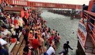 Kumbh Mela 2021: Over 7 lakh devotees take holy dip in Ganga in Haridwar