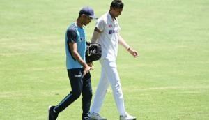 IND vs AUS 4th Test: चोट से जूझ रही टीम इंडिया को लगा एक और बड़ा झटका, नवदीप सैनी हुए चोटिल
