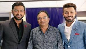 Krunal, Hardik Pandya's father passes away, Baroda skipper leaves Syed Mushtaq bubble