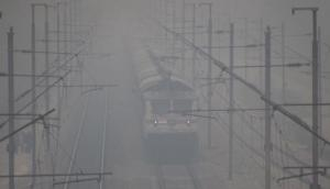 Trains delayed as dense fog engulfs Delhi-NCR