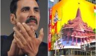 अयोध्या: भव्य राम मंदिर निर्माण के लिए अक्षय कुमार ने दिया इतने रुपये का चंदा, कह दी बड़ी बात