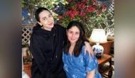 Karisma joins sister Kareena Kapoor in her celebrations to 'new beginnings'