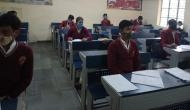Delhi: Schools for class 10, 12 reopen in national capital after 10 months