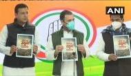 Farmers Protest: कांग्रेस ने जारी की बुकलेट खेती का खून, राहुल गांंधी बोले- मोदी से नहीं डरता