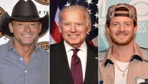 Joe Biden's inauguration: Tim McGraw, Tyler Hubbard to perform new track, 'Undivided'