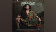 Divya Dutta debuts as 'menacing, evil' Rohini in 'Dhaakad' poster