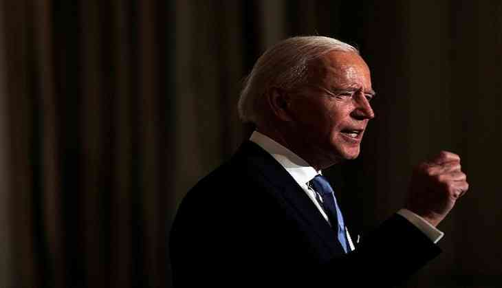 Canadian PM Trudeau 'disappointed' with Biden's decision on first day