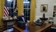 Donald Trump's Diet Coke button seems to have left Oval Office when he did