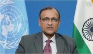 TS Tirumurti at UNSC meeting: Afghan territory should not be used to attack any country