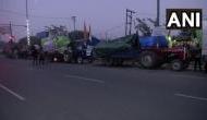 किसान ट्रैक्टर रैली : गाज़ीपुर बॉर्डर पर ट्रैक्टर पहुंचने शुरू हुए, जानिए क्या है 46 किलोमीटर का रुट