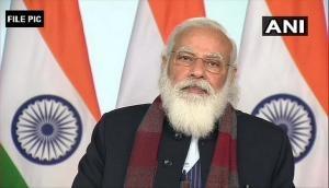 मन की बात में बोले PM मोदी- तिरंगे का अपमान देख बहुत दु:खी हुआ देश