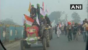 Farmers Chakka jam : देशभर में आज किसानों का चक्का जाम, लाल किले की घटना के बाद दिल्ली पुलिस अलर्ट