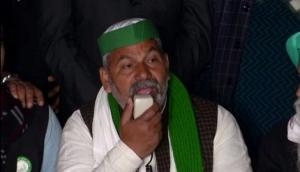 Owaisi is BJP's 'chacha jaan', farmers need to understand their moves: Rakesh Tikait
