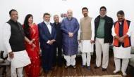 West Bengal Assembly Election: चुनावों से पहले ममता बनर्जी को लगा एक और बड़ा झटका, पूर्व मंत्री समेत पांच नेताओं ने थामा बीजेपी का हाथ