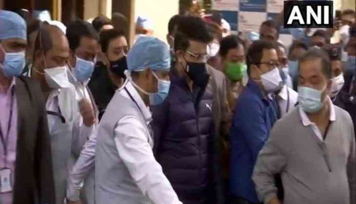 BCCI President Sourav Ganguly Discharged From Hospital In Kolkata