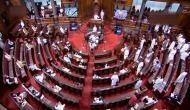 Rajya Sabha witnesses three adjournments amid opposition protest