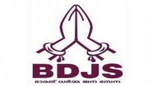 NDA ally BDJS in Kerala splits, Bharathiya Jana Sena formed
