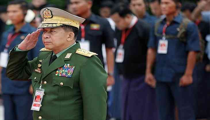 Myanmar's military leader willing to join ASEAN summit, says Thailand's foreign ministry