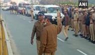 Heavy security deployment at Karnataka-Tamil Nadu border ahead of Sasikala's arrival
