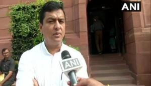 Anil Baluni gives zero hour notice in RS on mechanism to study glaciers to prevent Uttarakhand-like disasters