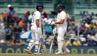 Ind vs Eng, 2nd Test: Rohit Sharma, Ajinkya Rahane hold fort to settle hosts' nerves
