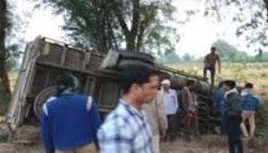 Maharashtra: जलगांव में ट्रक पलटने से 16 लोगों की मौत, कई घायल, ऐसे हुआ हादसा