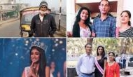 पिता के ऑटो से फेलिसिटेशन सेरेमनी में पहुंची मिस इंडिया-2020 की रनर अप मान्या सिंह, वीडियो देख आप भी हो जाएंगे भावुक