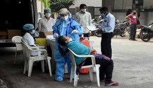 Coronavirus: India records 41,831 new COVID-19 cases, 541 deaths
