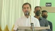 पुदुचेरी में कांग्रेस की सरकार गिरने पर राहुल गांधी का निशाना- चुनी सरकारों को गिराती है मोदी सरकार