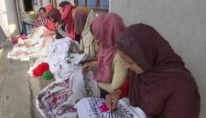 Anganwadi centres reopen after 11 months in J-K's Rajouri