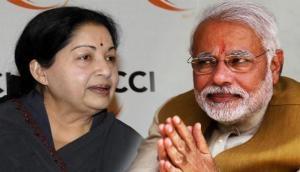 PM Modi remembers Jayalalithaa, says she made noteworthy efforts to empower 'Nari Shakti'