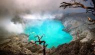 इस झील को माना जाता है दुनिया की सबसे रहस्यमयी झील, रात में नीला हो जाता है इसका पानी