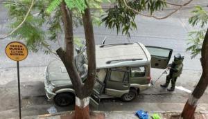 'Threat letter' found in car carrying explosives near Mukesh Ambani's residence