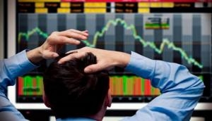 Equity indices in red, Sensex down by 118 points