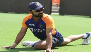 Ind vs Eng: Rahane 'stretching limits' in training ahead of final Test