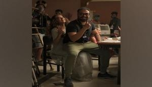Anurag Kashyap resumes 'Dobaaraa' shoot after IT raid, sends love to haters