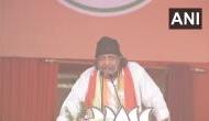 BJP में शामिल होते ही मिथुन चक्रवर्ती की हुंकार- 'मैं एक नंबर का कोबरा हूं, डसूंगा तो तुम फोटो बन जाओगे'