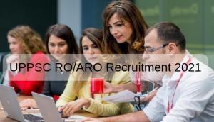 UPPSC RO/ARO Recruitment 2021: आवेदन प्रक्रिया शुरु, जानिए शैक्षणिक योग्यता और आवेदन का तरीका