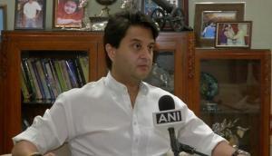'I have a certain level': Jyotiraditya Scindia's response to Rahul Gandhi's backbencher remarks