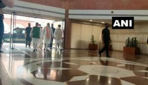 BJP parliamentary party meeting underway