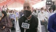 Anupam Kher at PM Modi's Padyatra: Freedom should not be taken for granted