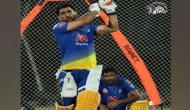 IPL 2021: MS Dhoni hits the nets as he gears up for upcoming season