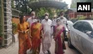 TMC delegation arrives at EC office in Delhi to raise concern over Nandigram incident