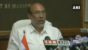 Incidents of influx of Myanmarese into Manipur not reported so far, says CM Biren Singh